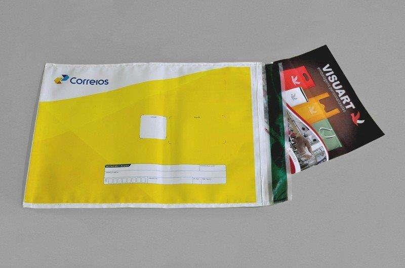 Envelope de segurança atacado
