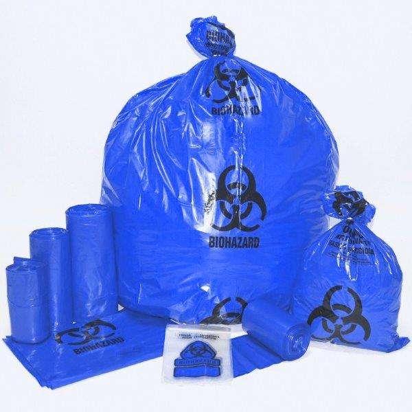 Indústria de saco de lixo