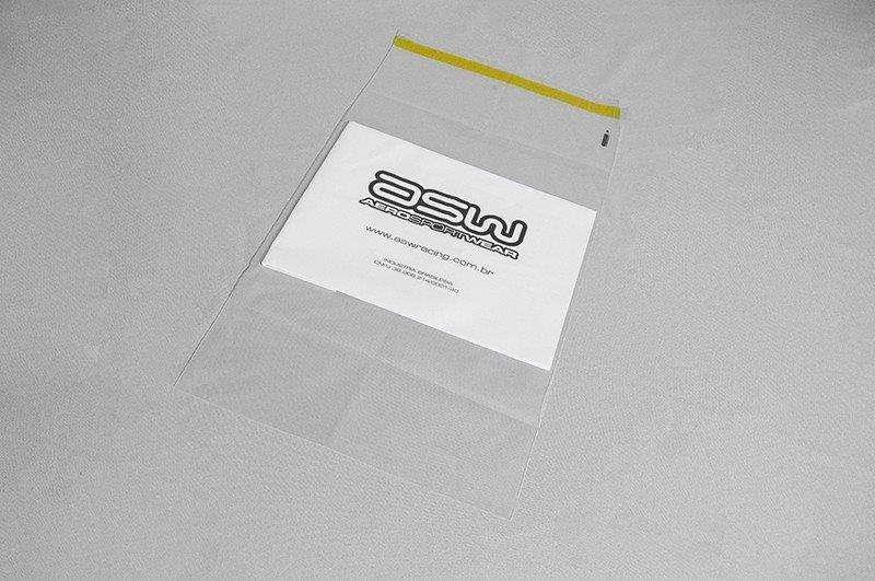 Envelopes de segurança para e-commerce