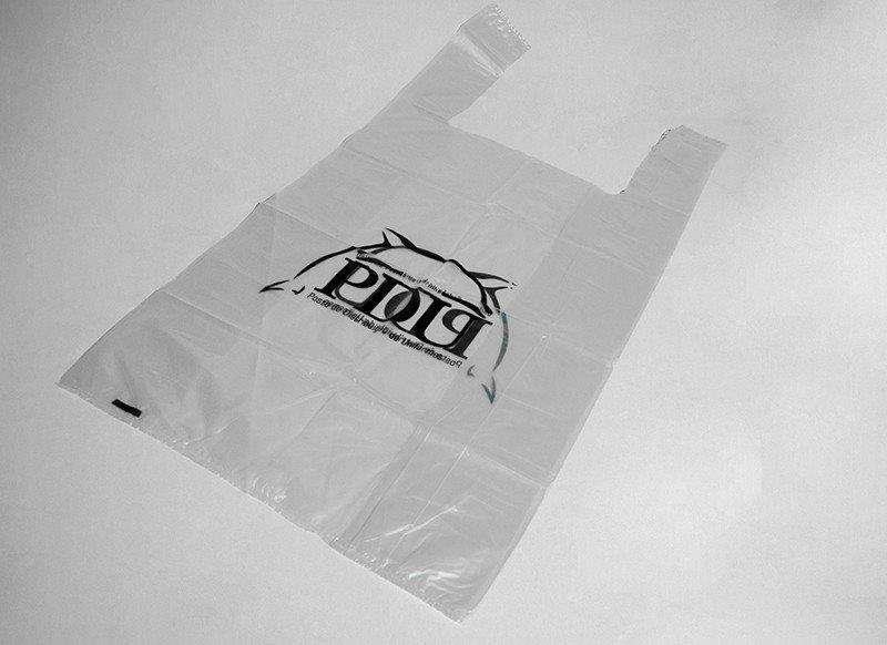 Sacolas plásticas personalizadas atacado