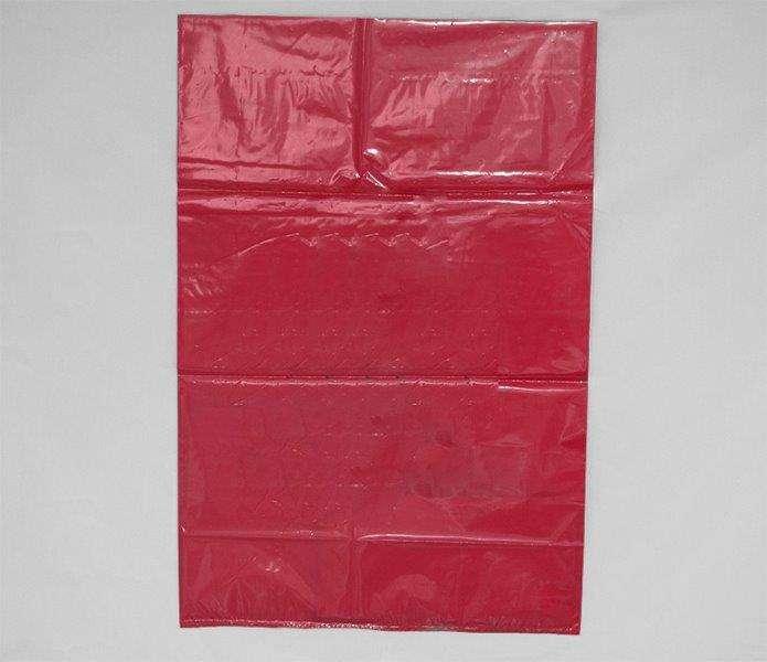 Sacos plásticos para coleta seletiva
