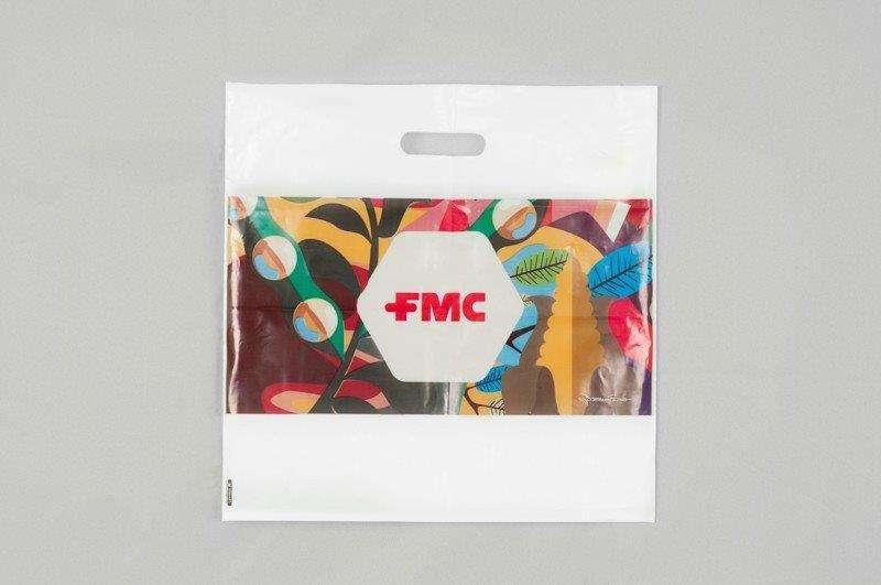 Sacos plásticos personalizados